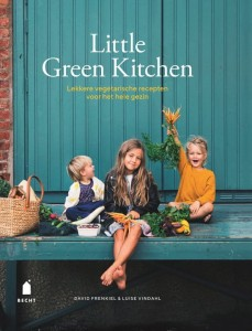 The little green kitchen