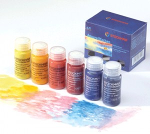 Stockmar - aquarelverf 20 ml / 6 kleuren